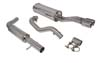 Megan Racing Cat-Back Exhaust Turbo Type: VW Jetta 1.8T/2.0 03-05